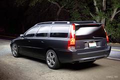 2005 Volvo V70 R