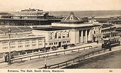 Blackpool - Open-Air Baths