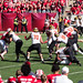 Up and Over 2017 UW Badgers vs Maryland Terrapins