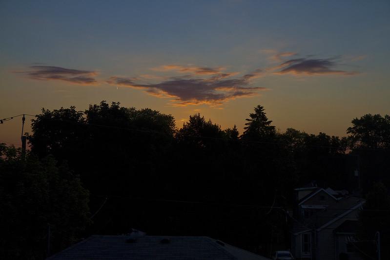 Peterborough sunrise