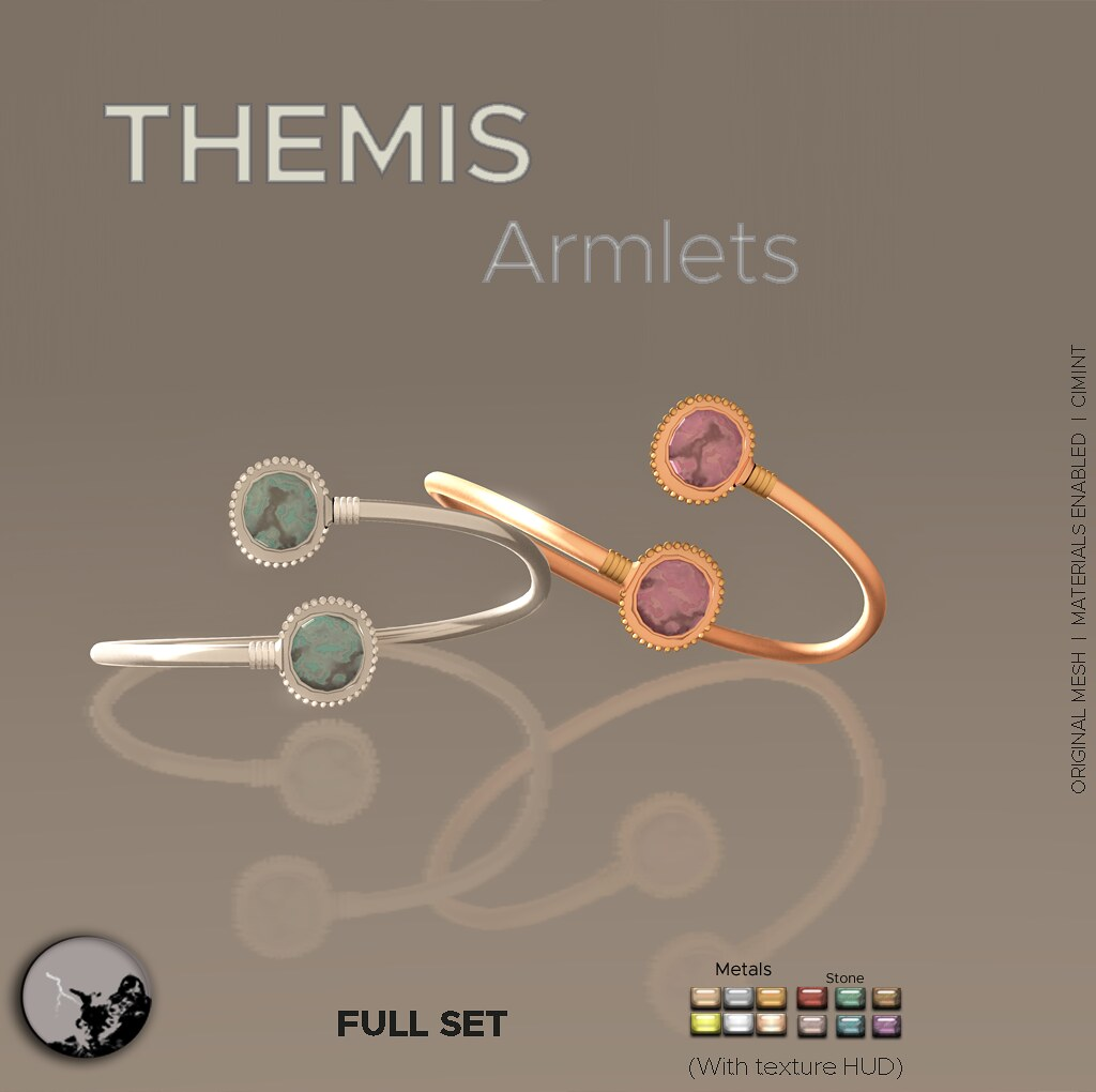 Themis armlets @ the Underdog event