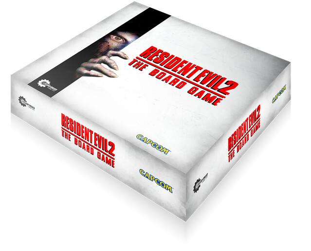 忠實再現原作世界!Steamforged Games《惡靈古堡2》桌上遊戲 Resident Evil™ 2: The Board Game