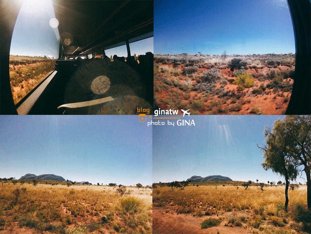 【烏魯魯景點】風之谷卡塔丘塔(Valley of the Winds – Kata Tjuta)爬比烏魯魯還大的神秘石頭囉! @GINA環球旅行生活