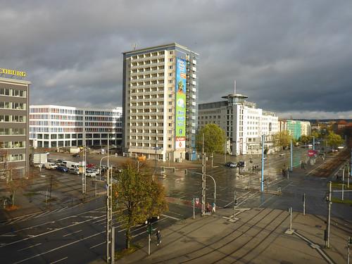 Chemnitz Blick aus dem smac