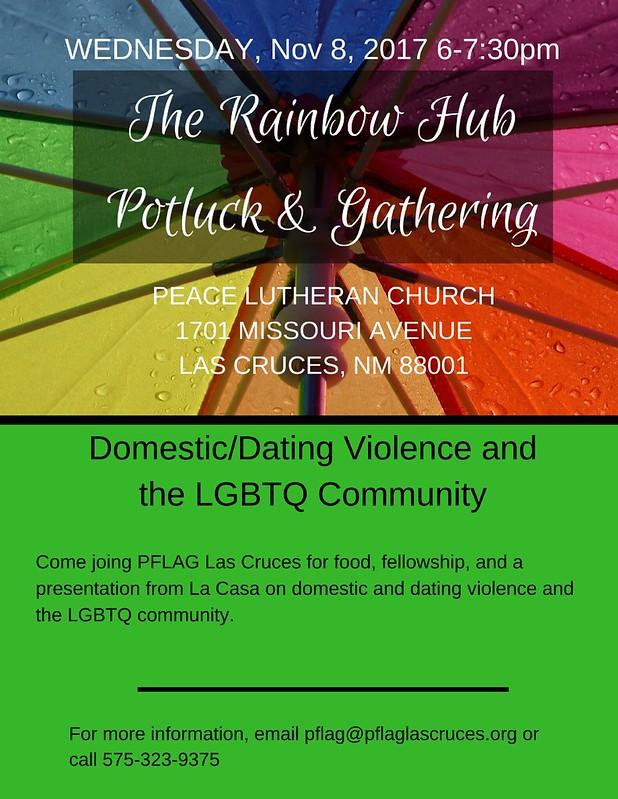Rainbow hub 11-08-17