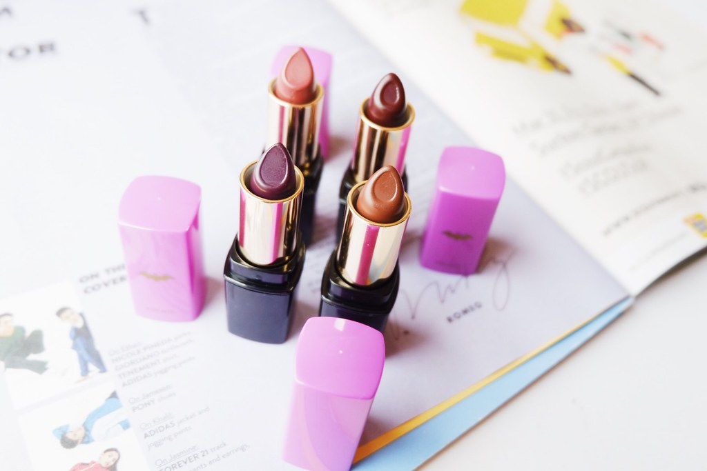 Tupperware Batgirl Lipsticks
