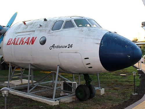 LZ-ANF AN-24 Burgas 22-10-17