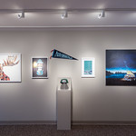 Right to Roam: Franky & Annie Scaglione, Jeffco Teacher Solo Exhibition - Photo by Wes Magyar