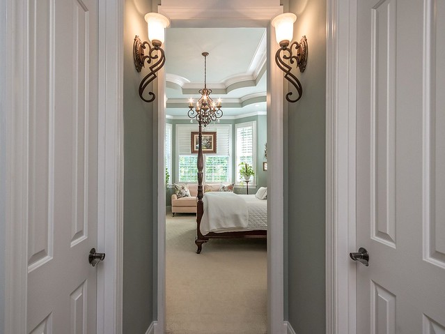 Master bedroom hallway-Housepitality Designs