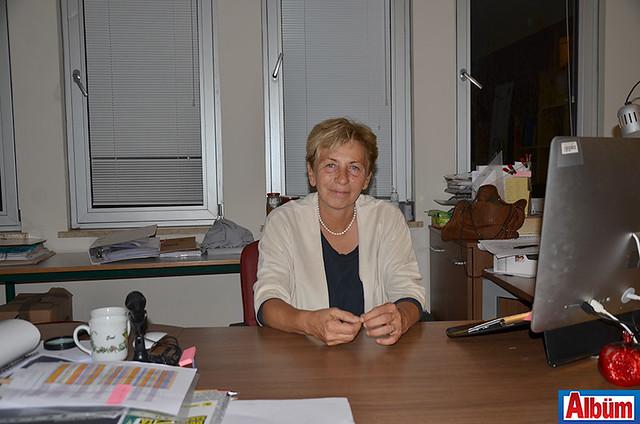 Mimarlık Bölümü Başkanı Prof. Dr. Zeynep Onur