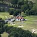 Ipswich or Purdis Heath Golf Club in Suffolk - UK aerial