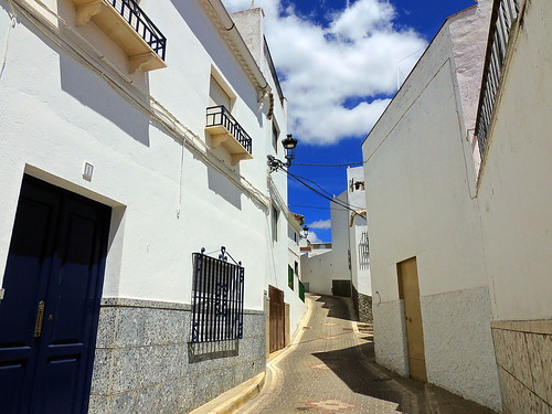 <Calle Barranco>  El Saucedo (Sevilla)