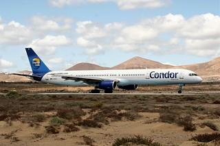 Condor D-ABOA B757-300 Arrecife(7) - Copy