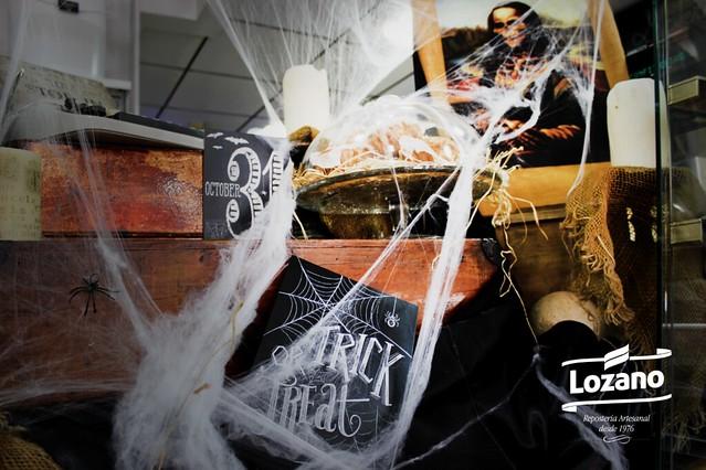 Llega Halloween en las Confiterías LozanoEs Halloween en las Confiterías Lozano