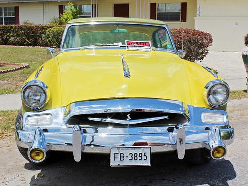 carshow car automobile studebaker president coupe 1955 dunnellon florida