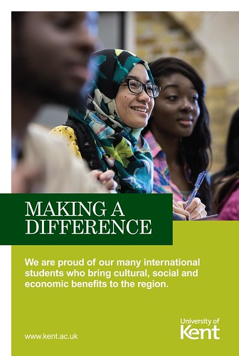 Making a difference_International students