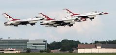 U.S. Air Force Thunderbirds--Wheels Up