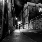 Oxford Nights - Strange Apparition (Monochrome)