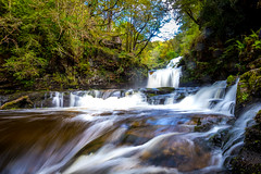 Brecon waterfall