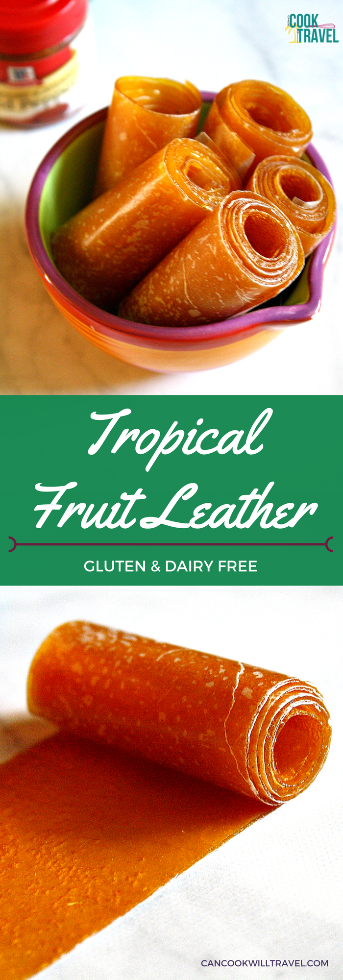 Tropical Fruit Leather_Collage1