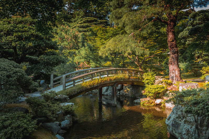 The Garden at Kyoto Imperial Palace