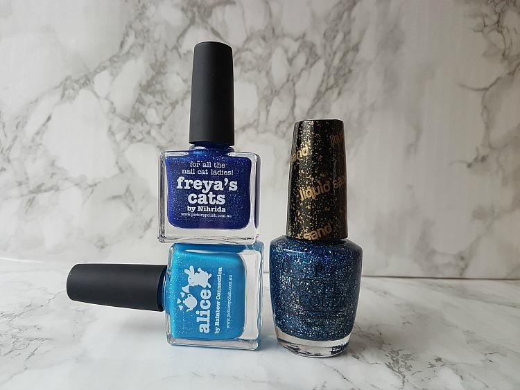 sininen on hieno väri