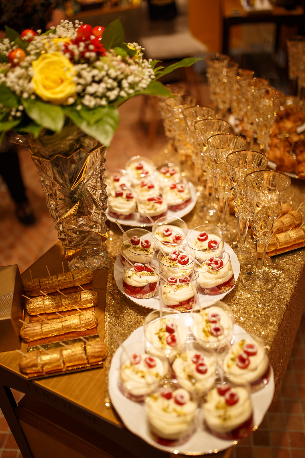 Loccitane blogger event