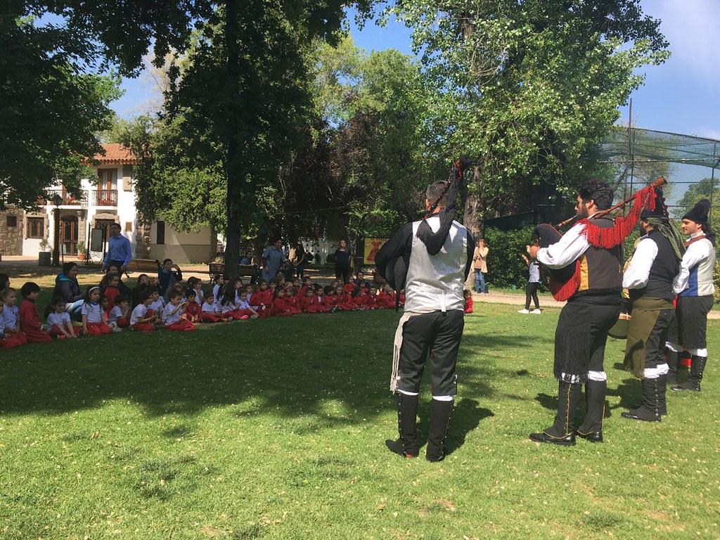 Actividades Mes de la Hispanidad JILE 2017