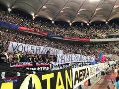 Steaua-Dinamo - atmosfera
