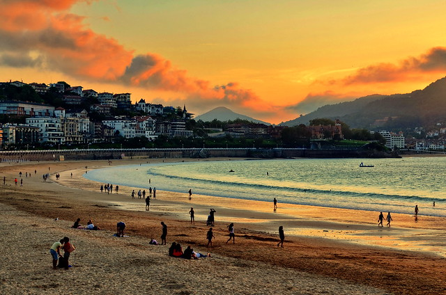 San Sebastián Sunset