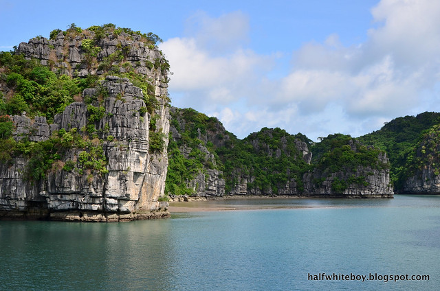 halfwhiteboy - halong bay cruise 50