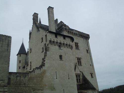 Montsoreau château