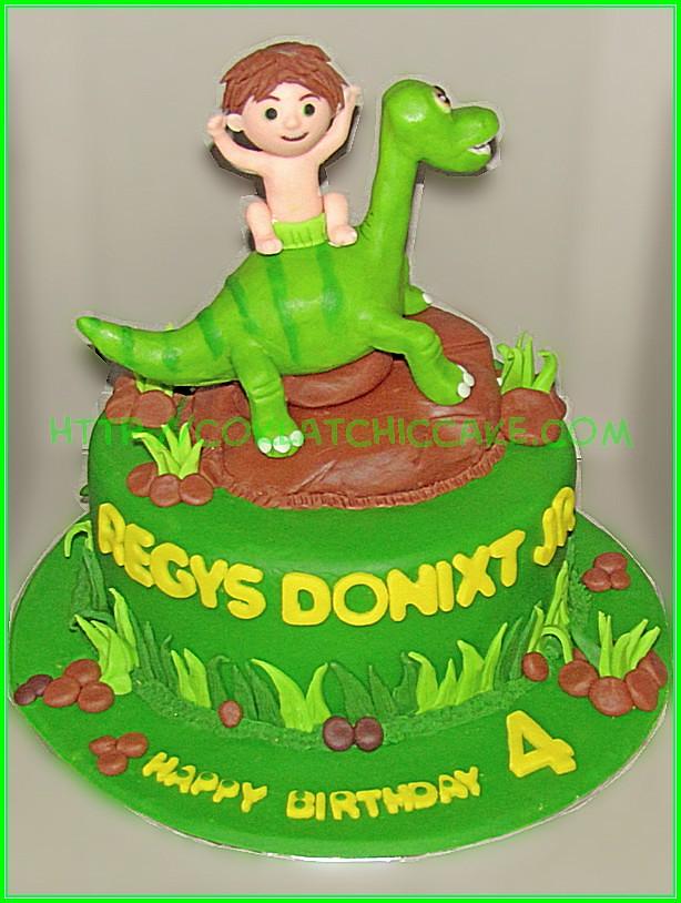 Cake good dino REGYS