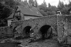 Vieux pont de Boizard