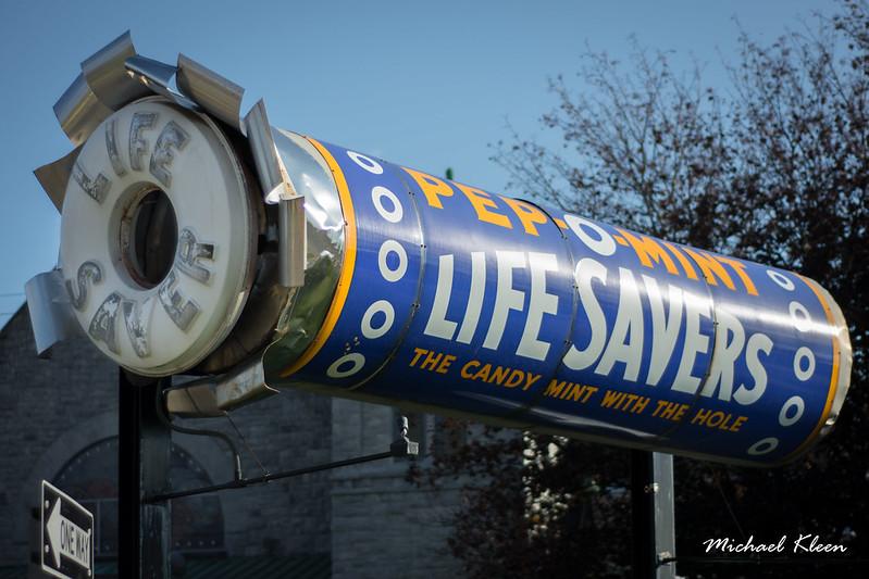 Giant Life Savers