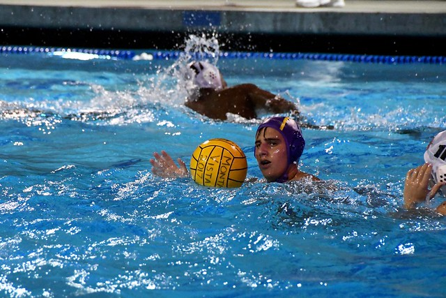 Boys Water Polo vs Los Gatos HS