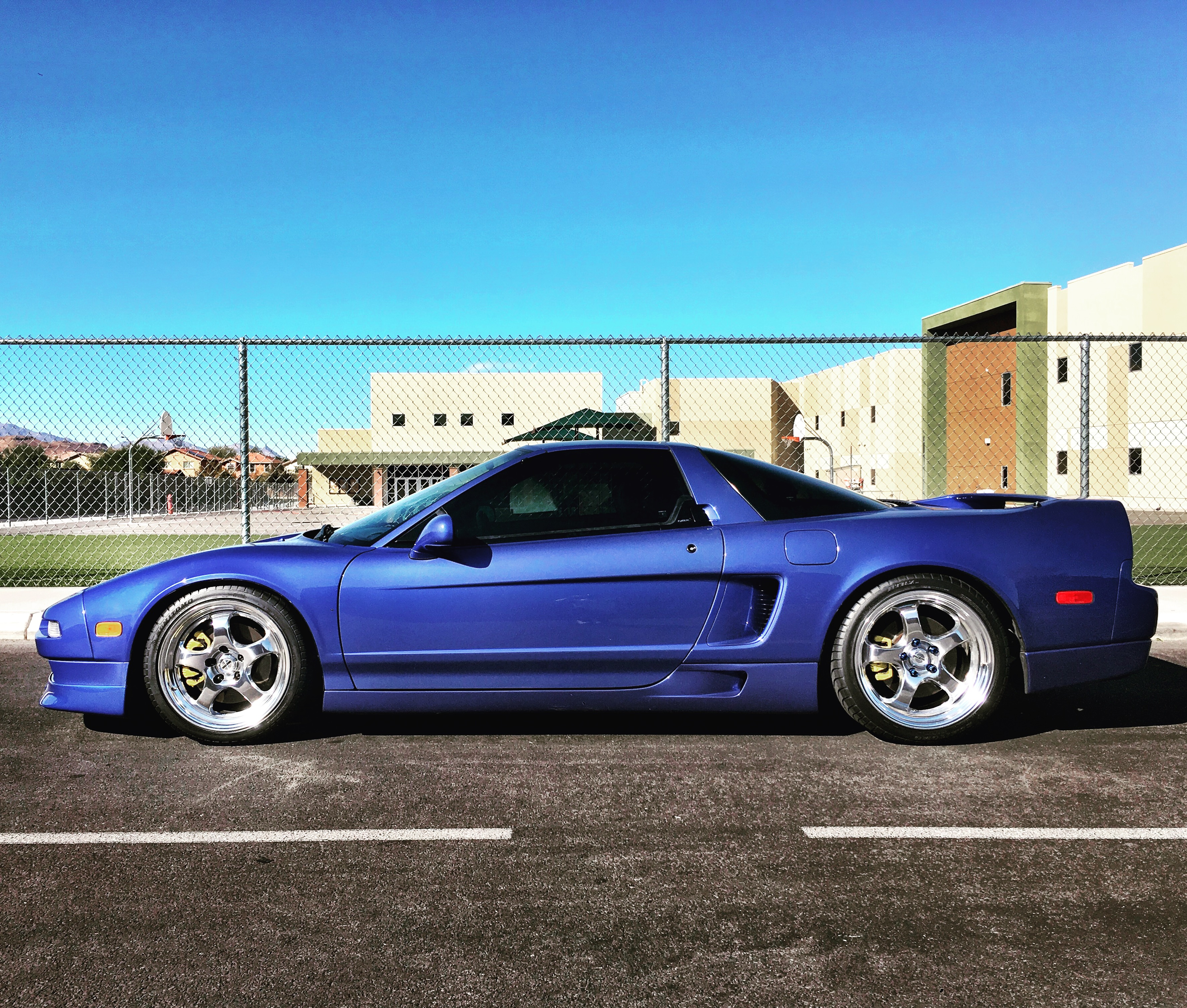 Post Your Most Recent Picture Of Your NSX...