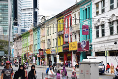 Colors of Little India - Kuala Lumpur (Malaysia)