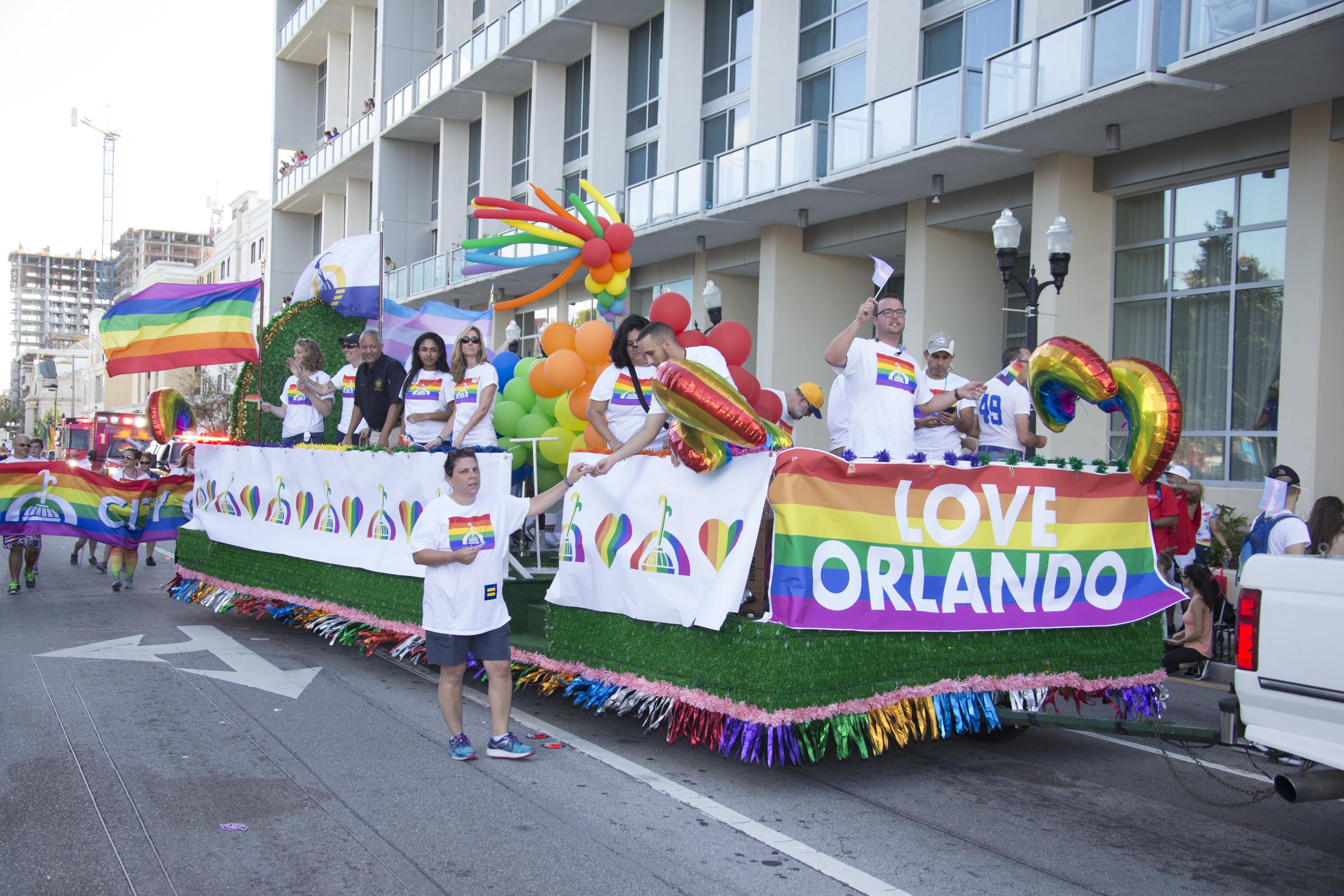 Condado de Orange amistoso gay