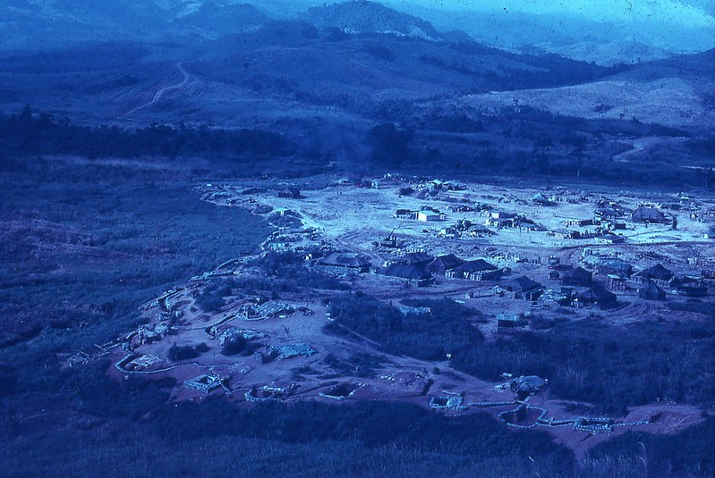 The Rockpile Perimeter, January 1968