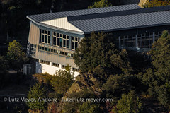 Andorra architecture: Andorra la Vella, Andorra city, the center, Andorra