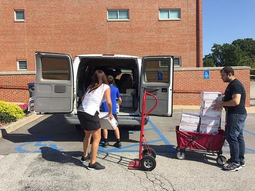 Packing van2