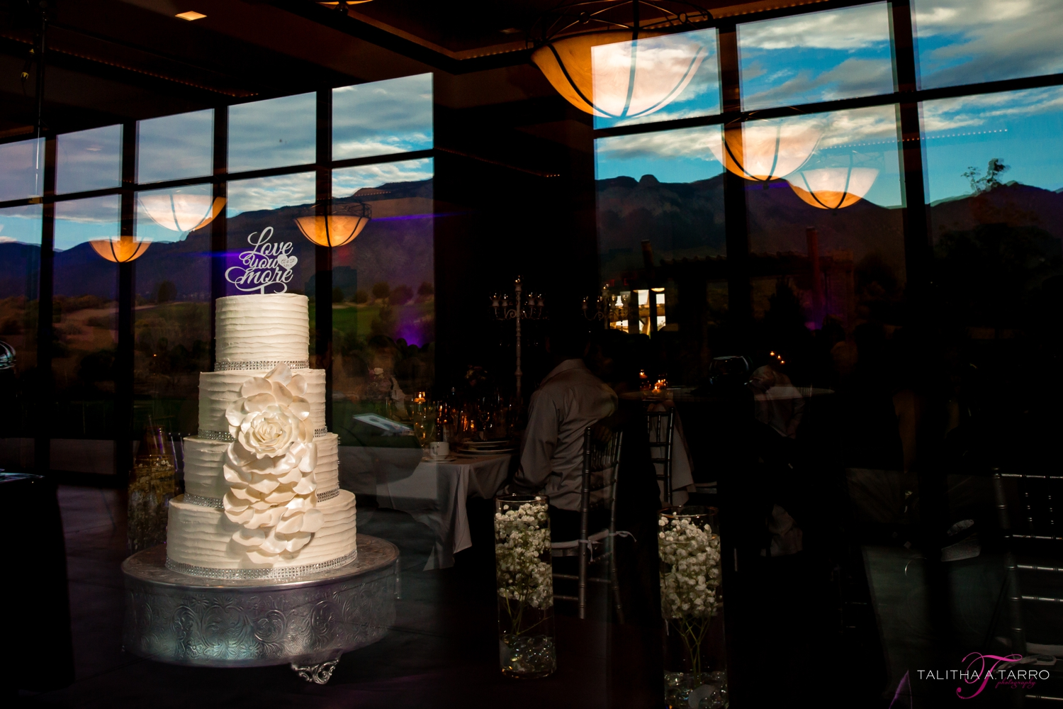 Sandia Event Center Wedding_21