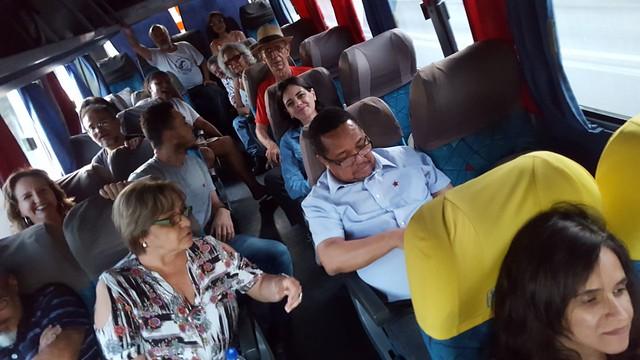 População de Belo Horizonte deixa a capital mineira para receber Lula em Ipatinga