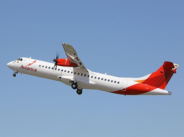 Avianca ATR 72-600 (Avianca)