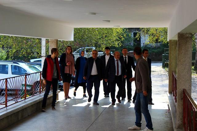 Posjeta iz Turske septembar 2017