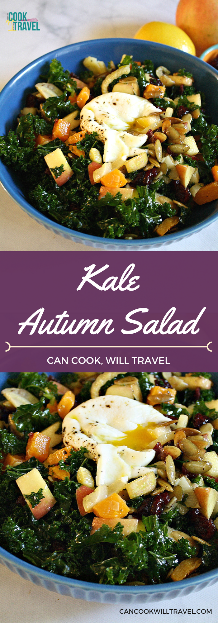 Kale Autumn Salad_Collage1