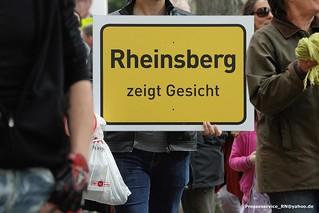 2017.10.03 Rheinsberg Tanzdemo gegen Neonazikundgebung (1)