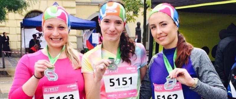 V Ostravě dominovali na maratonské trati Kohut a Pastorová