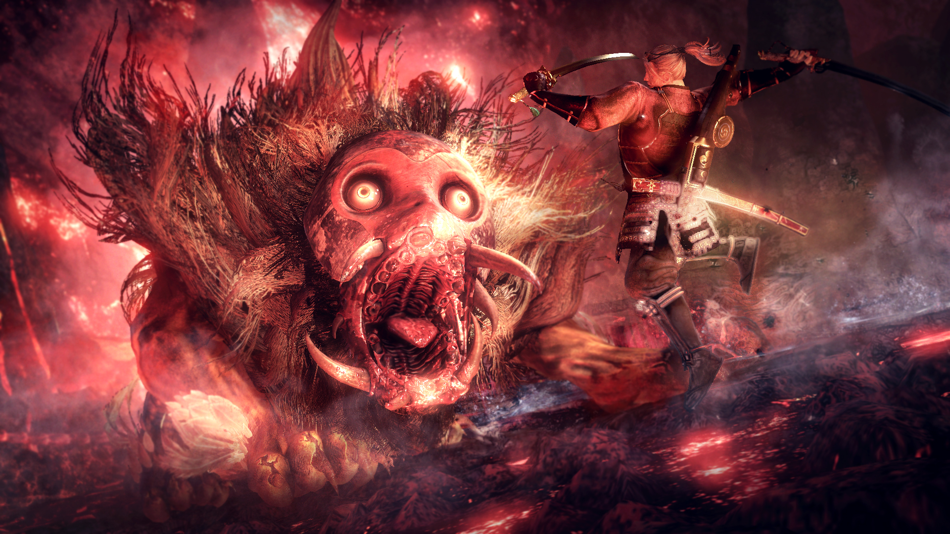 Nioh: Bloodshed's End